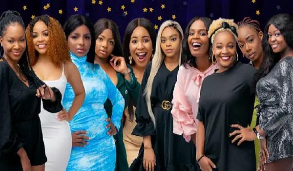 Big Brother Naija 2020 lockdown female housemates