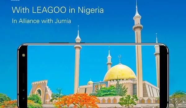 Infinix Challenger! LEAGOO Enters Nigeria on Jumia
