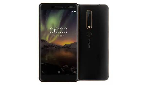 Nokia 6.1, nokia 6 2018 specs