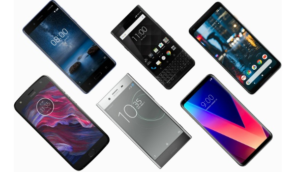 Android Enterprise Recommended devices hero