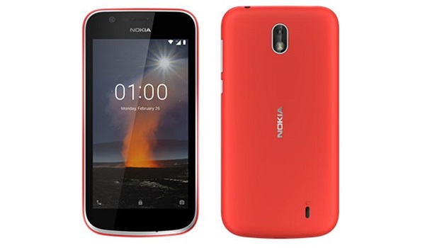 Nokia One - first Android Go smartphones