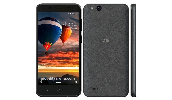 ZTE Tempo Go - first Android Go smartphones
