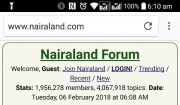 In defence of Nairaland: Why the basic website layout wins