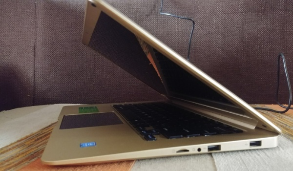 Zed Air H2 is an ultra-slim compact laptop