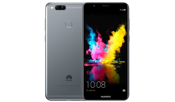 Huawei Mate SE front and back