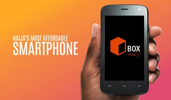 Box PrimeU nigeria's most aafordable smartphone