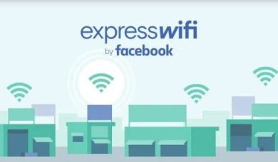 Facebook launches mobile app for Express Wi-Fi 1