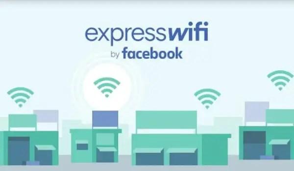 Facebook express WiFi mobile app