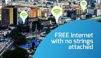 City Connect free wifi