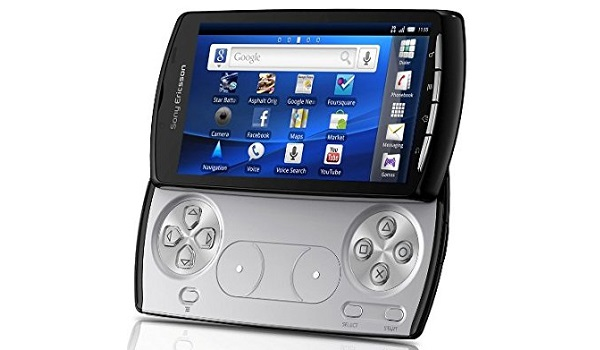 Sony Ericsson Xperia Play gaming smartphone