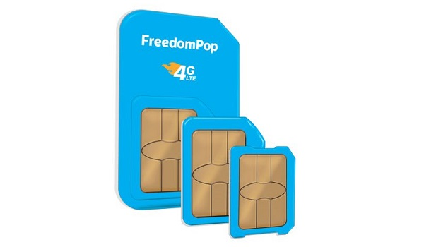 APN Configuration Settings for freedompop 4g lte sim