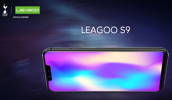 Snap the amazing LEAGOO S9 notch-display phone for only $1.99! 2