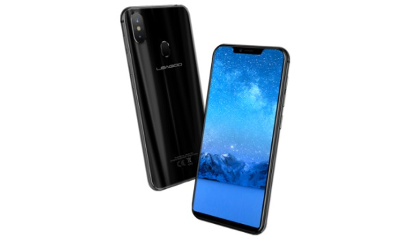 leagoo s9 front back