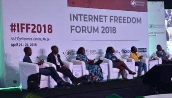 paradigm initiative Internet Freedom Forum 2018 High Cost of Internet Data in Africa