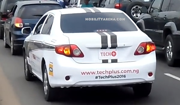 techplus2016 driverless car