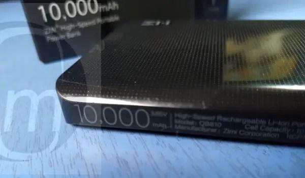10,000mAh ZMI High-Speed Power Bank Review