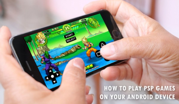 Play PSP Games on Android Phone - ppsspp games for android