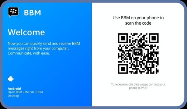 BBM Desktop beta
