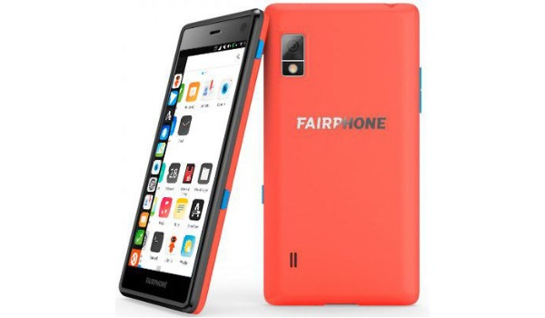UBports Ubuntu Touch on Fairphone 2