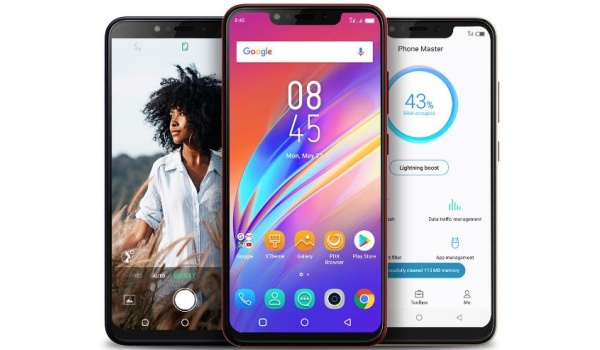Infinix Hot 6X is one of the top smartphones under 50000 naira