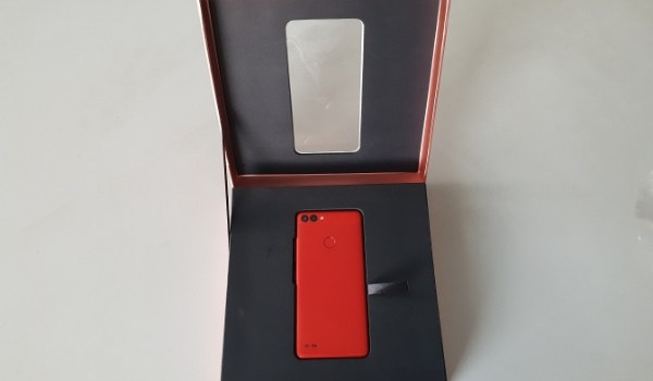 itel s13 unboxing stage 1