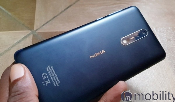 nokia 8 with android 8 oreo review
