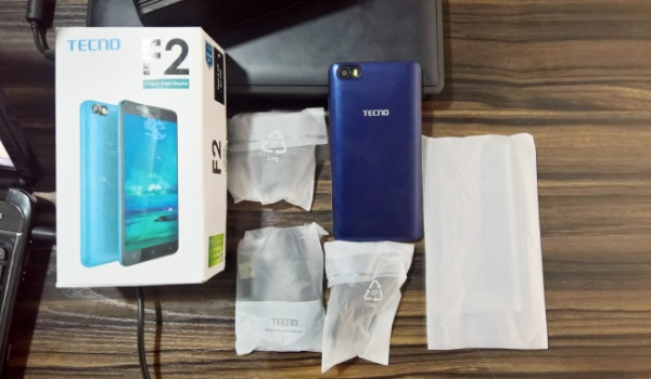tecno f2 review accessories