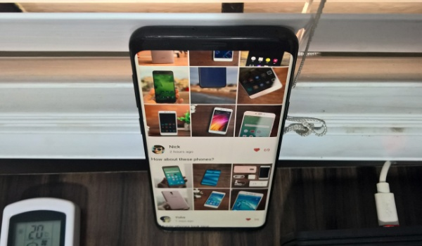 Samsung Galaxy S9 Plus Performance Benchmarks