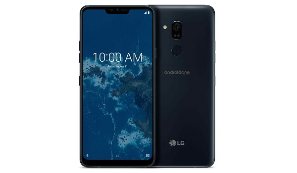 LG G7 One - Snapdragon 835 - Android One smartphone