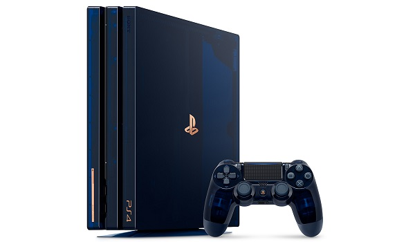 Sony PlayStation 4 Pro 500 Million Limited Edition