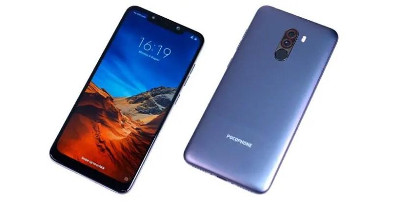 Xiaomi PocoPhone F1 Snapdragon 845 flagship