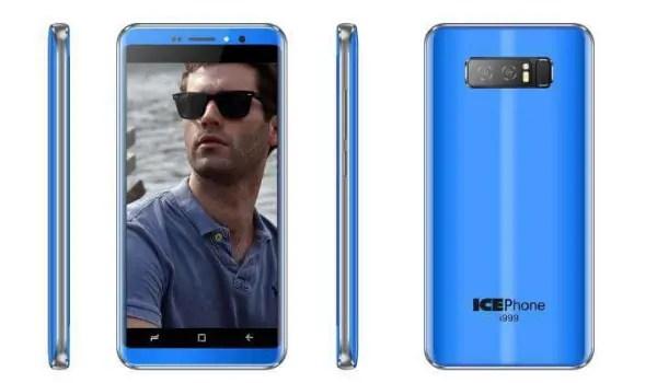 ICE Phone i999 price in bangladesh
