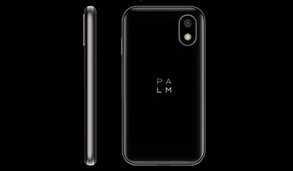 Palm Pepito - 3-inch palm smartphone