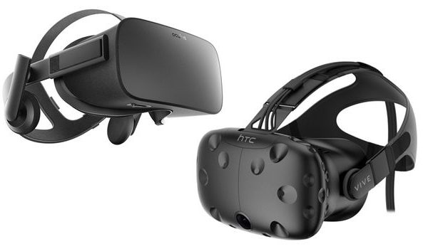 Oculus Rift: 3D headset for video game