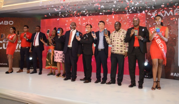 TAMBO Mobile launches in Nigeria to disrupt Africa's largest phone market 8
