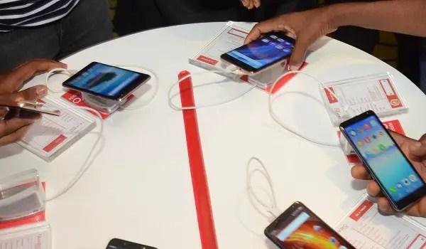 tambo mobile phones nigeria launch