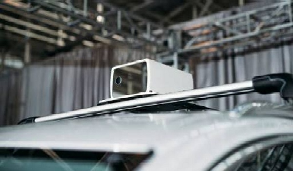 self-driving car sensor
