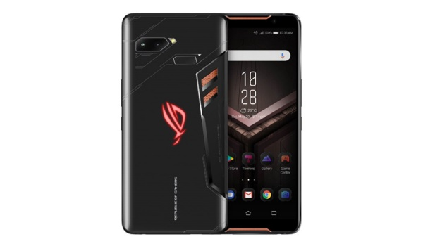 Asus ROG Phone__front back