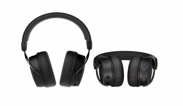 HyperX Cloud Mix wired and Bluetooth wireless headset
