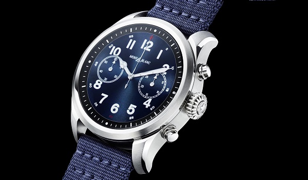 Montblanc Summit 2 smartwatch - the first Qualcomm Snapdragon 3100 device