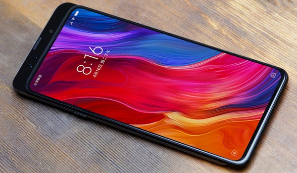 Xiaomi Mi Mix 3 sliding design camera