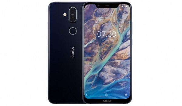nokia x7 - nokia 7.1 plus official