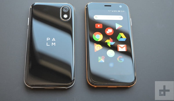 Palm is an American phone brand