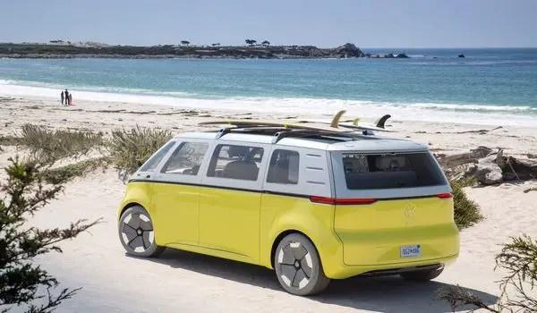 Volkswagen ID Buzz / VW ID Buzz