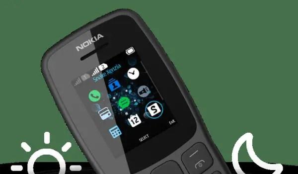 Nokia 106 dual SIM phone