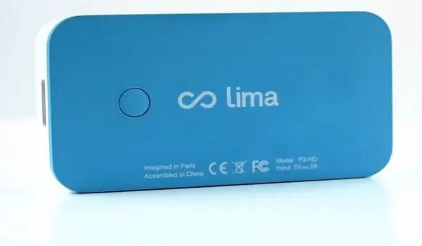 Lima Ultra personal cloud storage device