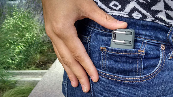 chargerito jeans pocket