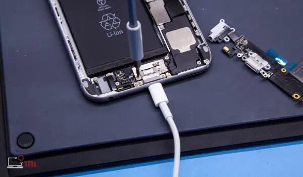 iPhone 6 charging port board