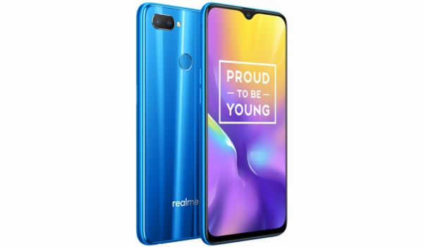 Realme U1 with 25 megapixels camera and helio P70 processor
