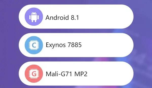 Samsung M2 SM-M205F